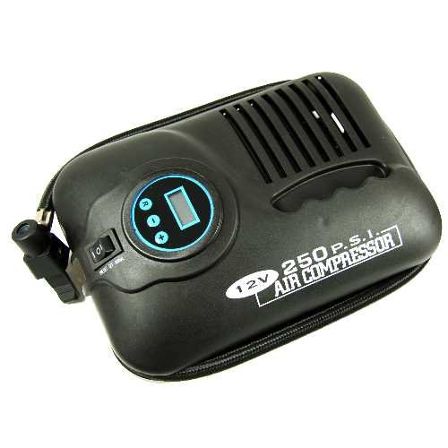 Pro User 250PSI Car Tyre Digital Air Compressor