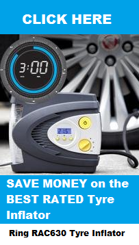 tyre inflator banner