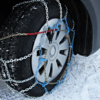 Snow Chains vs winter tyres