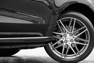 does tyre shine damage tyres