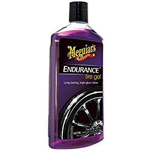 Meguiars Endurance Tyre Gel Review