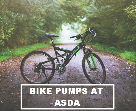 Bike Pump Asda