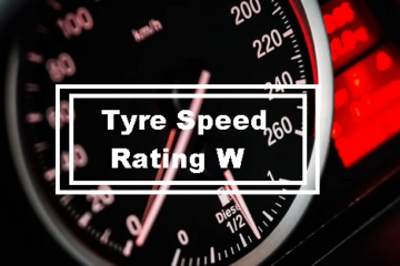 tyre speed rating w