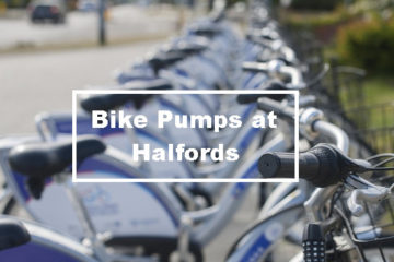 bike pump halfords