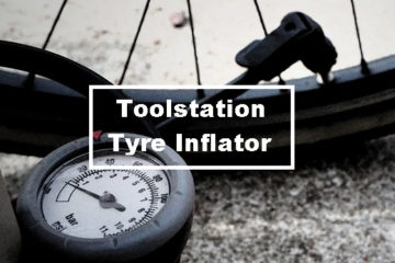 Toolstation tyre inflator